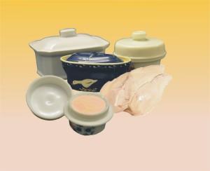 Composizione foie gras